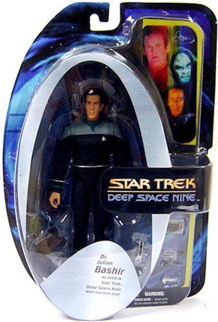 Star Trek Deep Space 9 DS9 Series 2 Dr. Julian Bashir Action Figure