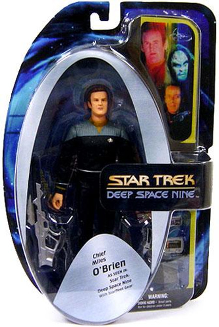 Star Trek Deep Space 9 DS9 Series 2 Chief Miles O'Brien Action Figure