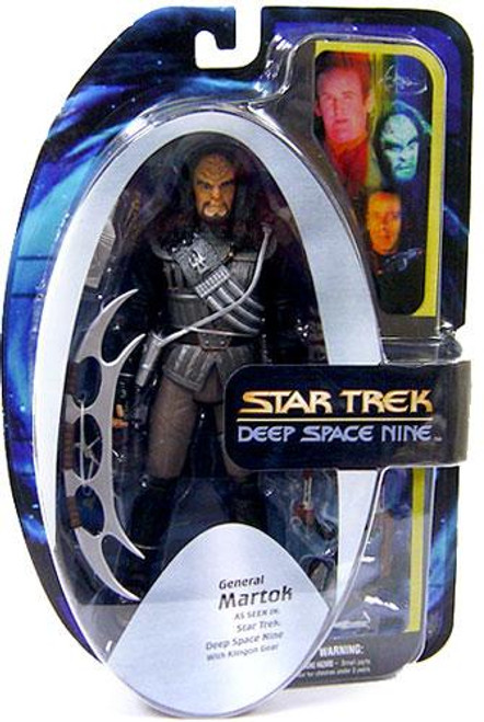 Star Trek Deep Space 9 DS9 Series 2 General Martok Action Figure