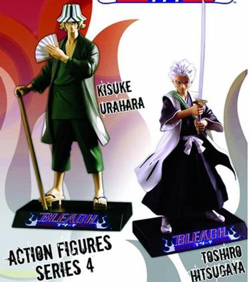 Bleach Series 4 Set of 2 Action Figure
