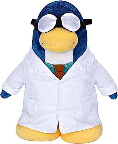Club Penguin Series 2 Gary the Gadget Guy 6.5-Inch Plush Figure [Version 1]