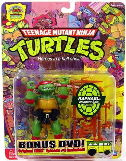 Teenage Mutant Ninja Turtles 1987 25th Anniversary Raphael Action Figure