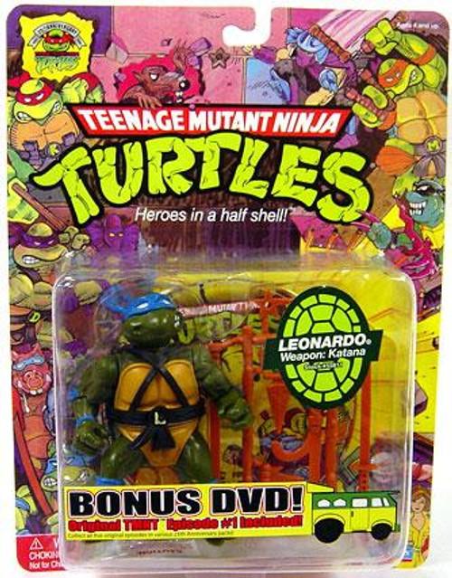 Teenage Mutant Ninja Turtles 1987 25th Anniversary Leonardo Action Figure
