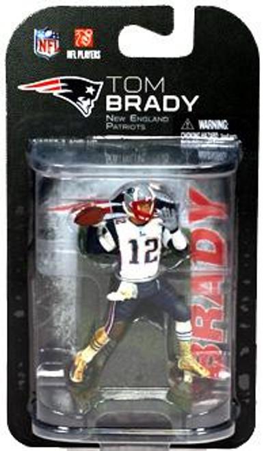McFarlane Toys NFL New England Patriots Sports Picks Series 6 Mini Tom Brady 3-Inch Mini Figure