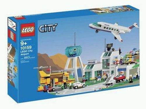 LEGO City Airport Set #10159