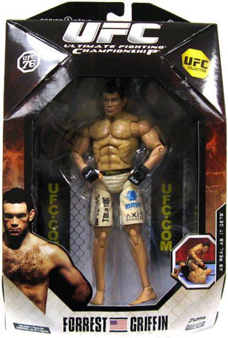 UFC Collection Series 1 Forrest Griffin Action Figure [UFC 76]