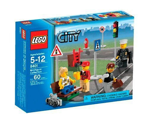 LEGO City Minifigure Collection Exclusive Set #8401
