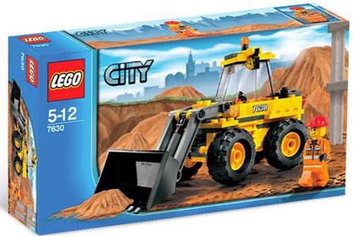 LEGO City Front End Loader Set #7630