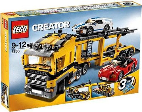 LEGO Creator Highway Transport Set #6753