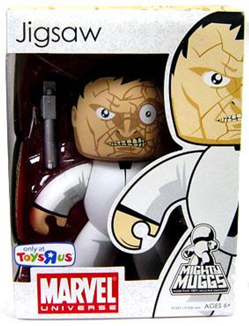 Marvel Mighty Muggs Exclusives Jigsaw Exclusive Vinyl Figure