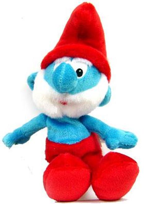 The Smurfs Papa Smurf 6-Inch Plush