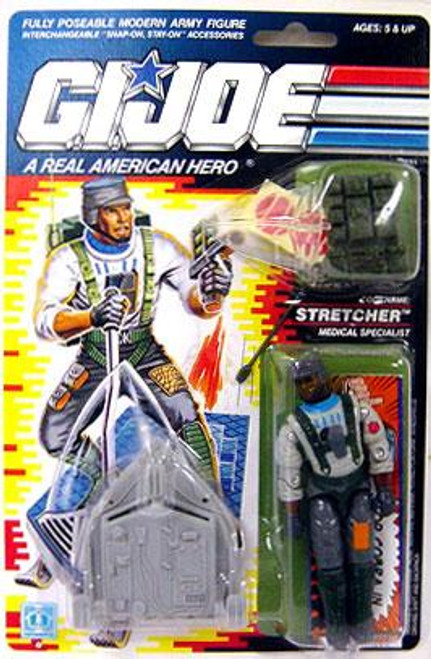 GI Joe Vintage Stretcher Action Figure