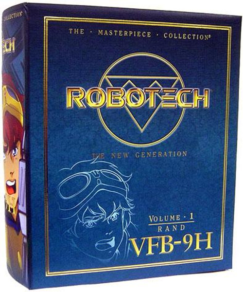 Robotech Macross Masterpiece Collection Volume 1 VFB-9H Rand Beta Fighter Action Figure