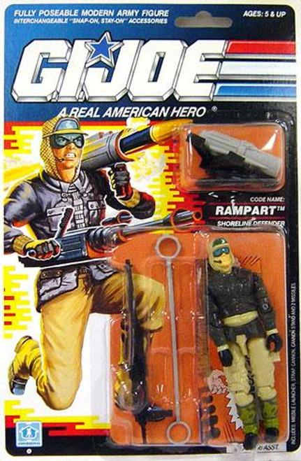 GI Joe Vintage Rampart Action Figure