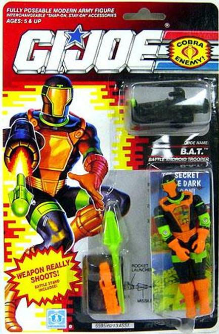 GI Joe Vintage B.A.T. Action Figure [Version 2]