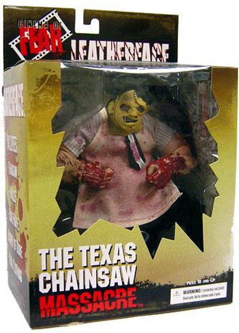 The Texas Chainsaw Massacre Cinema of Fear Leatherface Action Figure