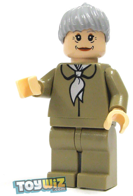 LEGO Spider-Man Loose Aunt May Minifigure [Loose]