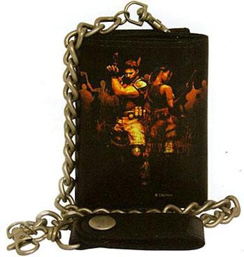 NECA Resident Evil 5 Chain Wallet