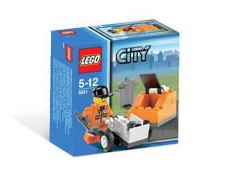 LEGO City Public Works Set #5611