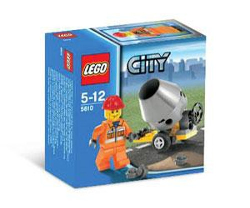 LEGO City Builder Set #5610