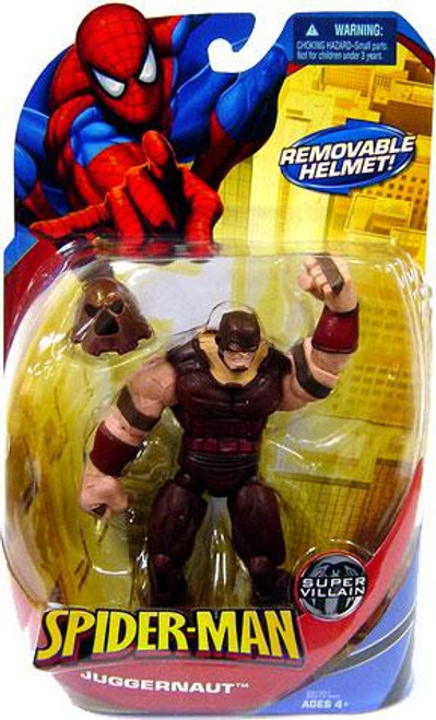 Spider-Man Classic Super Villains Juggernaut Action Figure