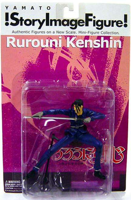 Rurouni Kenshin Story Image Figure Saito PVC Figure