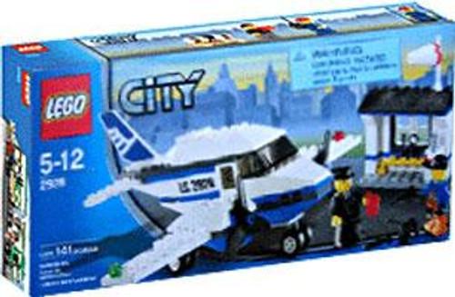 LEGO City Airplane Set #2928