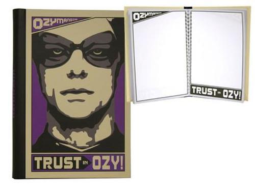 NECA Watchmen Ozymandias Hard Cover Journal