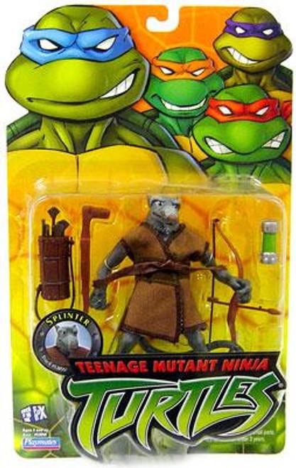 Teenage Mutant Ninja Turtles 2003 Splinter Action Figure