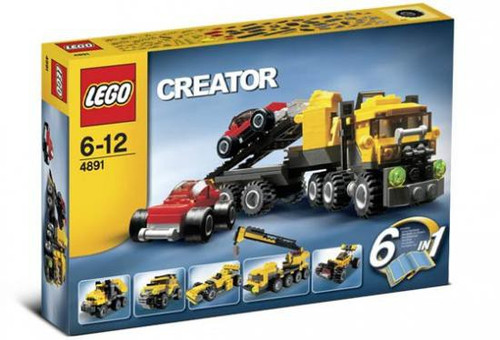 LEGO Creator Highway Haulers Set #4891