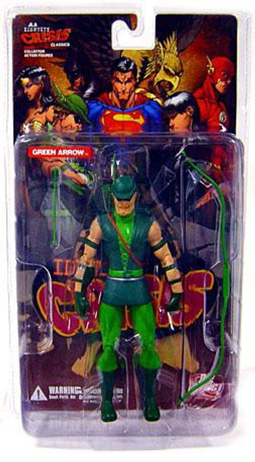 DC Identity Crisis Classics Green Arrow Action Figure