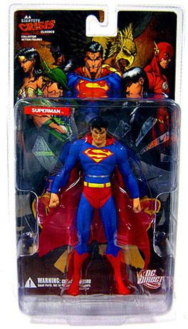 DC Identity Crisis Classics Superman Action Figure