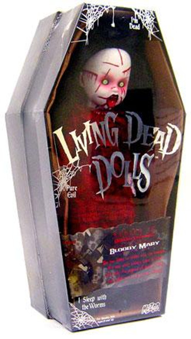 Living Dead Dolls Series 17 Urban Legends Bloody Mary Doll