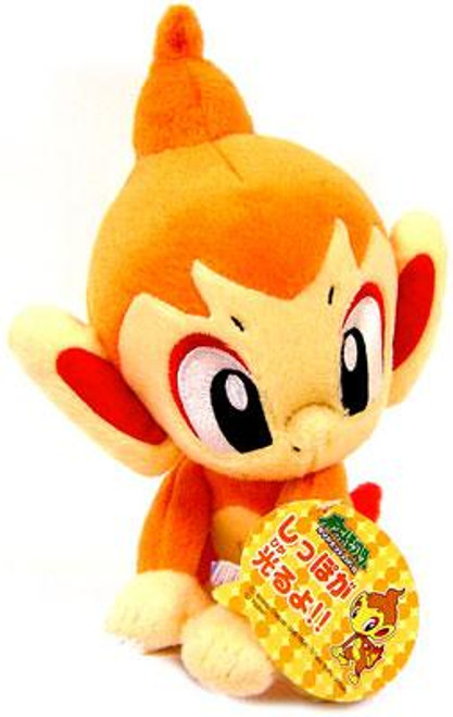 Pokemon Diamond & Pearl 5 Inch Light Up Chimchar Plush [Light Up]