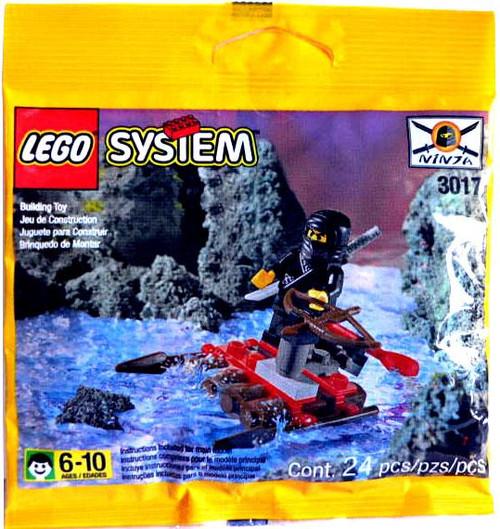 LEGO System Ninja Water Spider Set #3017
