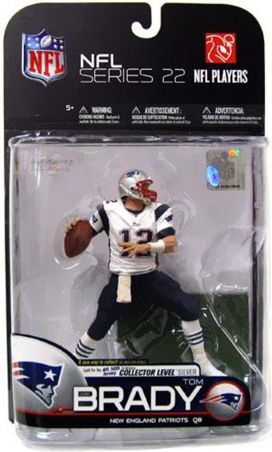 McFarlane Toys NFL New England Patriots Sports Picks Series 22 Tom Brady Action Figure
