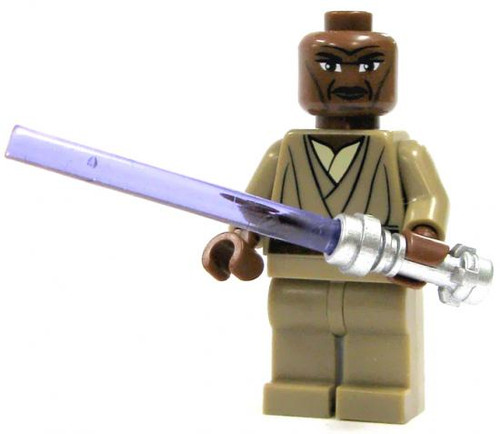 LEGO Star Wars Loose Mace Windu Minifigure [Loose]