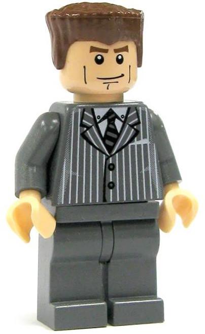 LEGO Spider-Man Loose Norman Osborn Minifigure [Gray Pinstripe Suit Loose]