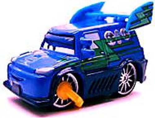 Disney Cars Loose Impound DJ Diecast Car [Loose]