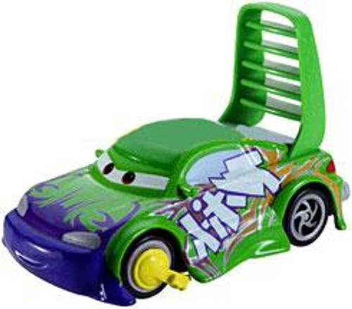 Disney Cars Loose Impound Wingo Diecast Car [Loose]