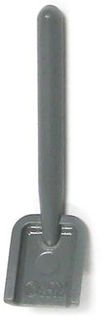 LEGO City Items Gray Shovel [Loose]
