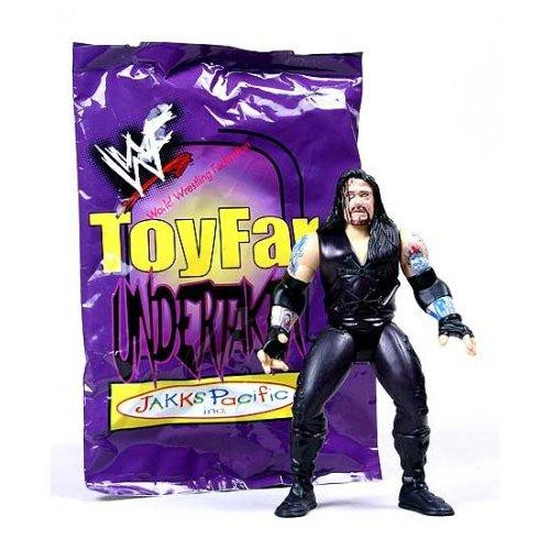 WWE Wrestling Exclusives Undertaker Exclusive Action Figure [Loose]