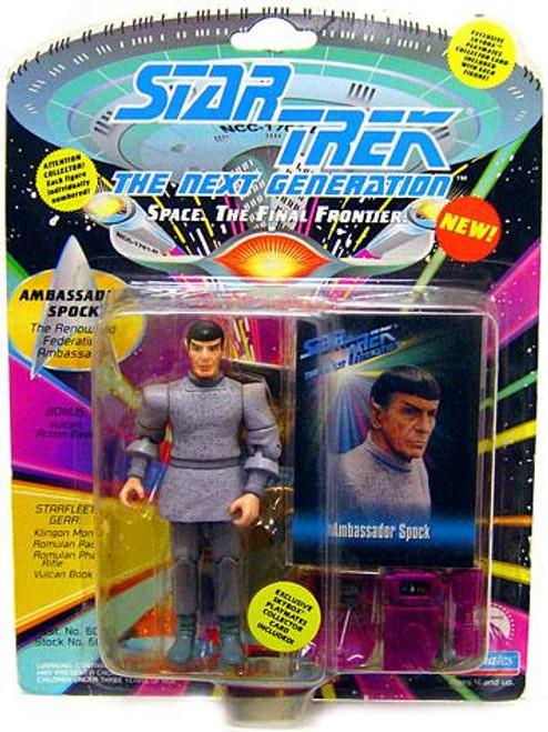 Star Trek The Next Generation Ambassador Spock Action Figure
