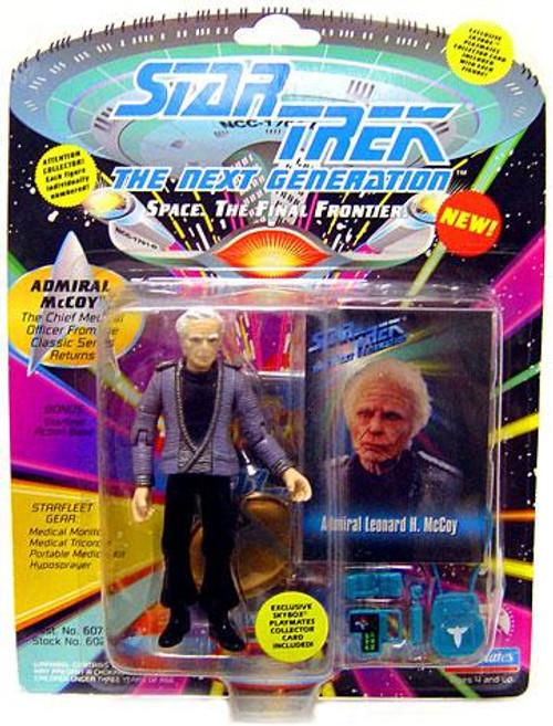 Star Trek The Next Generation Admiral Leonard H. McCoy Action Figure