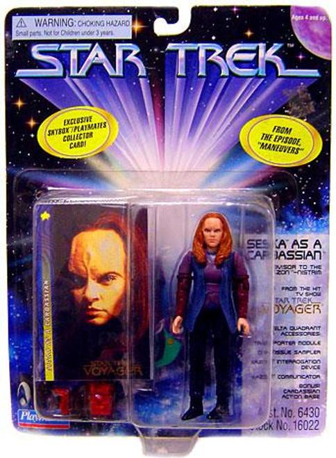 Star Trek Voyager Seska Action Figure [Cardassian]