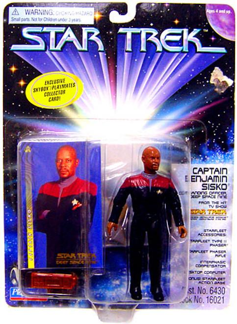 Star Trek Deep Space 9 Benjamin Sisko Action Figure [Captain]
