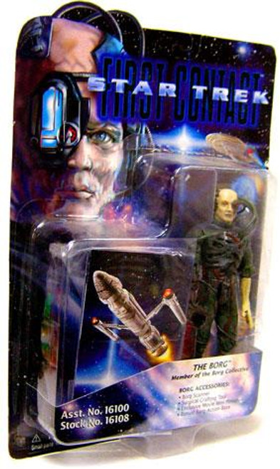 Star Trek First Contact The Borg Action Figure [Damaged Package]