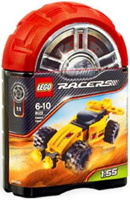 LEGO Racers Tiny Turbos Desert Viper Set #8122