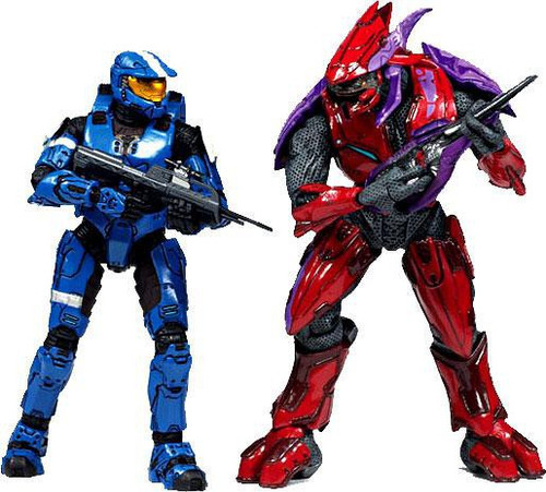 McFarlane Toys Halo Team Slayer on Guardian Action Figure 2-Pack