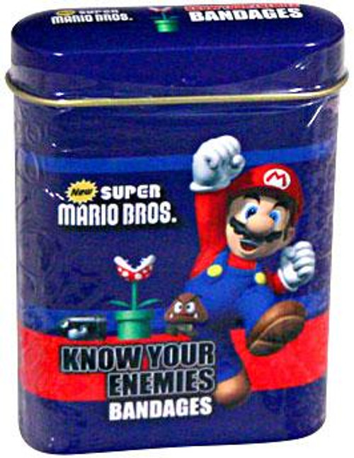 New Super Mario Bros Wii Know Your Enemies Bandages